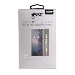 GEAR Härdat Glas 3D Sony Xperia XA2 (SM12) Edge to Edge Transparent