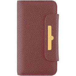 Marvelle Magneto N303 Roseberry Rose Magnetic Flip Case Wallet iPhone 6/6s/7/8