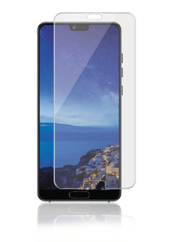 Panzer Huawei P20 Pro, Curved Glass, Transparent