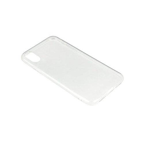 GEAR Mobilskal Transparent TPU iPhoneX