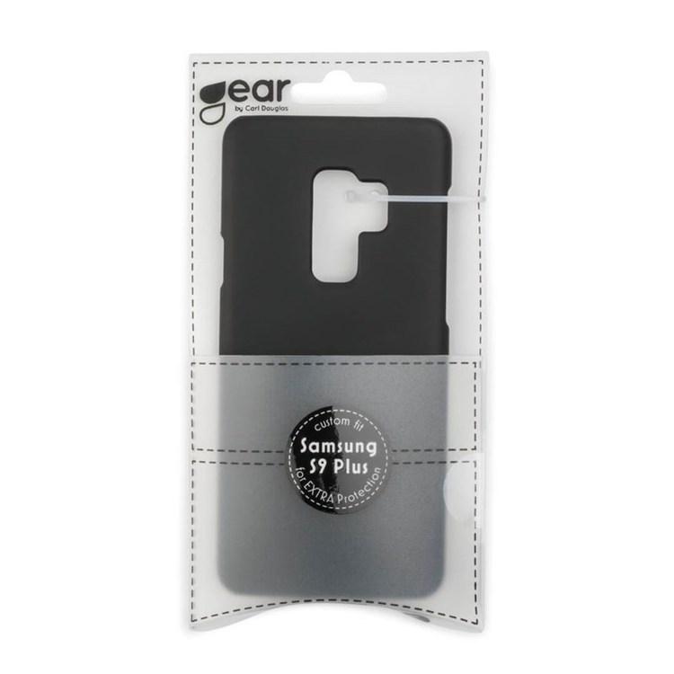 GEAR Mobilskal Svart Samsung S9 Plus