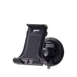 GEAR Tablethållare (Passar även Mobil) Monteras i Fönster eller på Instrumentbräda