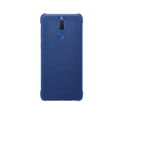 Huawei Mate 10 Lite, Eco Leather Cover, Blå