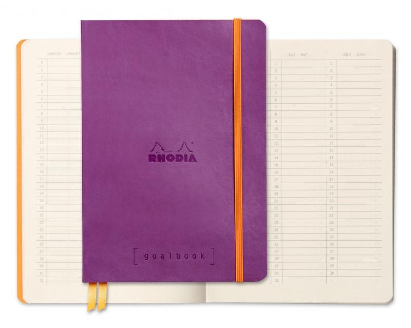 Vilken bok är bäst till bullet journal?