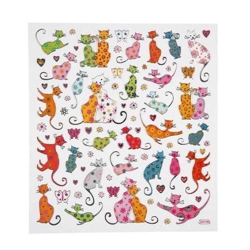 Stickers katter