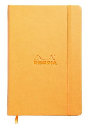 Rhodia Webnotebook A4 Orange