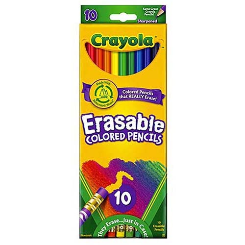 Raderbara Träfärgpennor