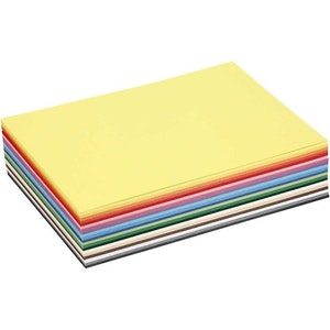 Kreativ kartong A5 60-pack