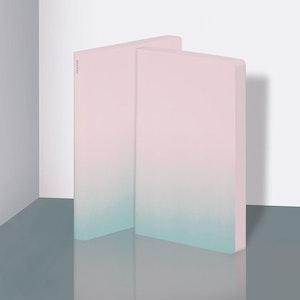 Nuuna Colour Clash L Light Pink Haze