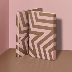 Nuuna Graphic L Superstar Rosé/Copper