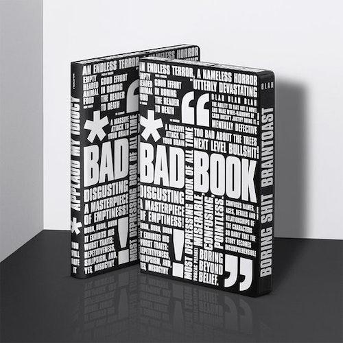 Nuuna Graphic L Bad Book