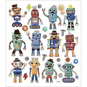 Stickers Robotar