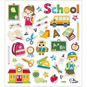 Stickers School