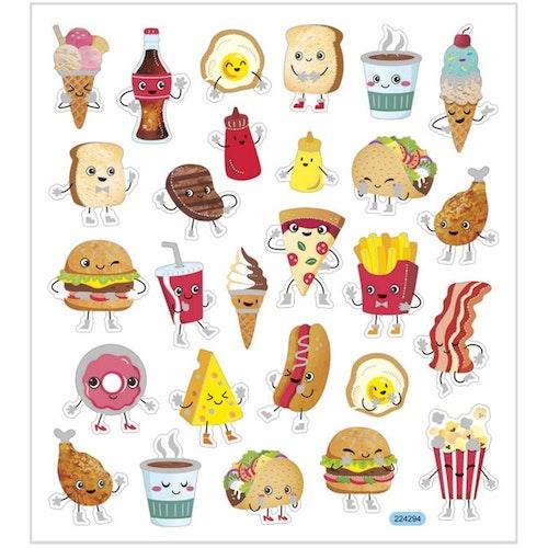 Stickers Snabbmat