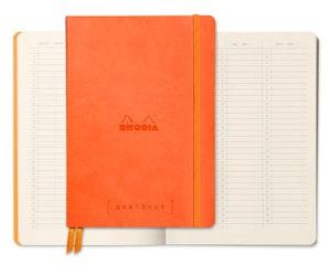 Rhodia Goalbook A5 Tangerine