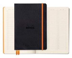 Rhodia Goalbook A5 Black