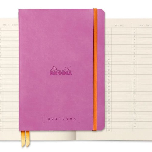 Rhodia Goalbook Lilas