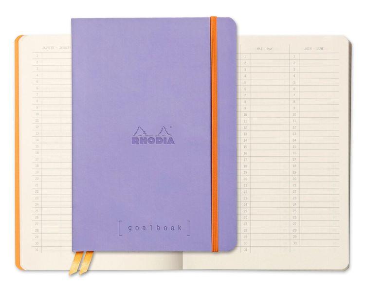 Rhodia Goalbook A5 Iris