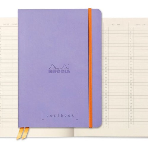 Rhodia Goalbook A5 Iris