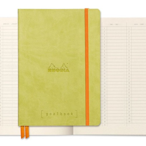 Rhodia Goalbook A5 Anis