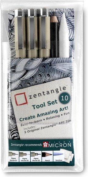 Zentangle Tool Set 10