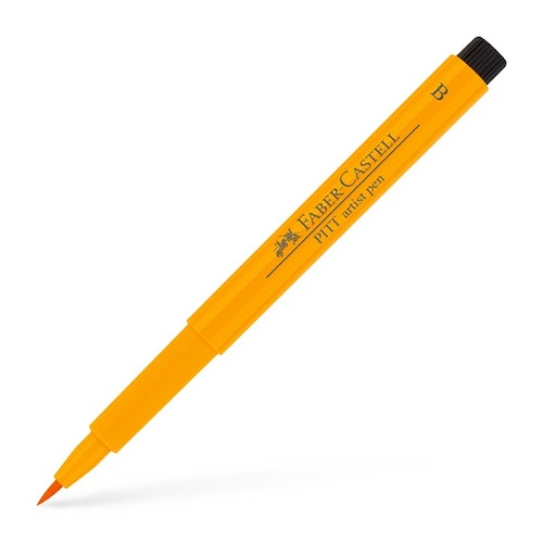 Pitt Artist Pen Dark Chrome Yellow