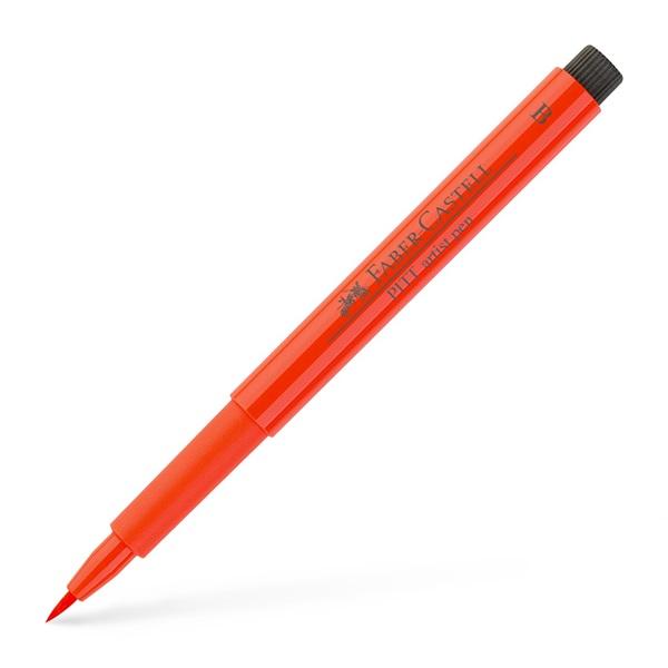 Pitt Artist Pen Scarlet Red
