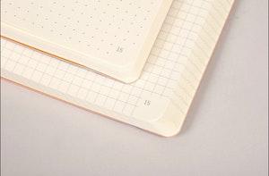 Rhodia Goalbook Lilas GRAPH (rutat papper)