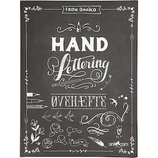Övningshäfte Hand lettering