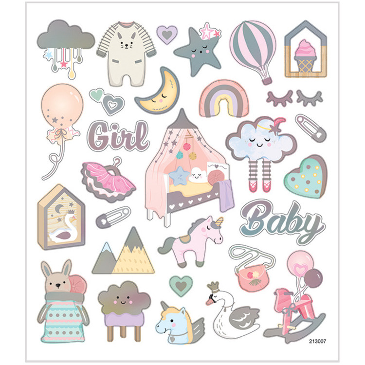 Stickers Baby girl