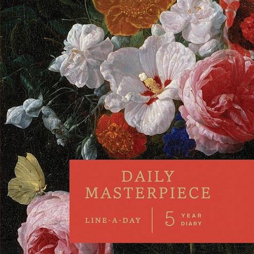 Daily Masterpiece 5-årsdagbok