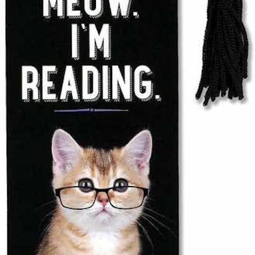 Bokmärke Not meow