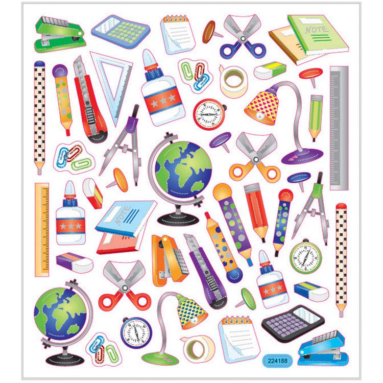 Stickers Stationery