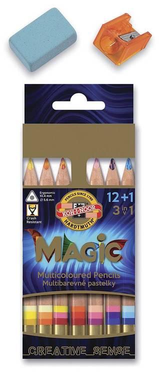Magic-pennor 12-pack +