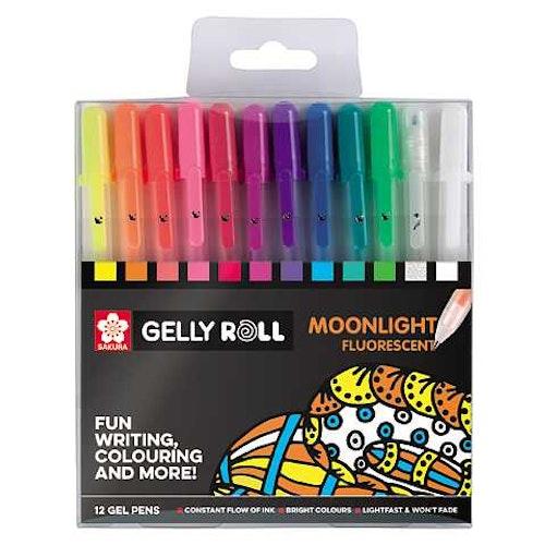 Gelly Roll Moonlight Set 12