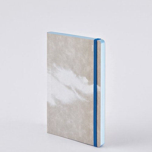 Nuuna Inspiration Book Blue Cloud
