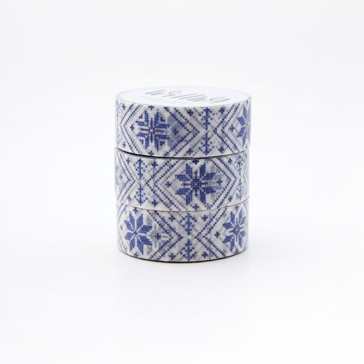 Swedish knitted stars - Willwa