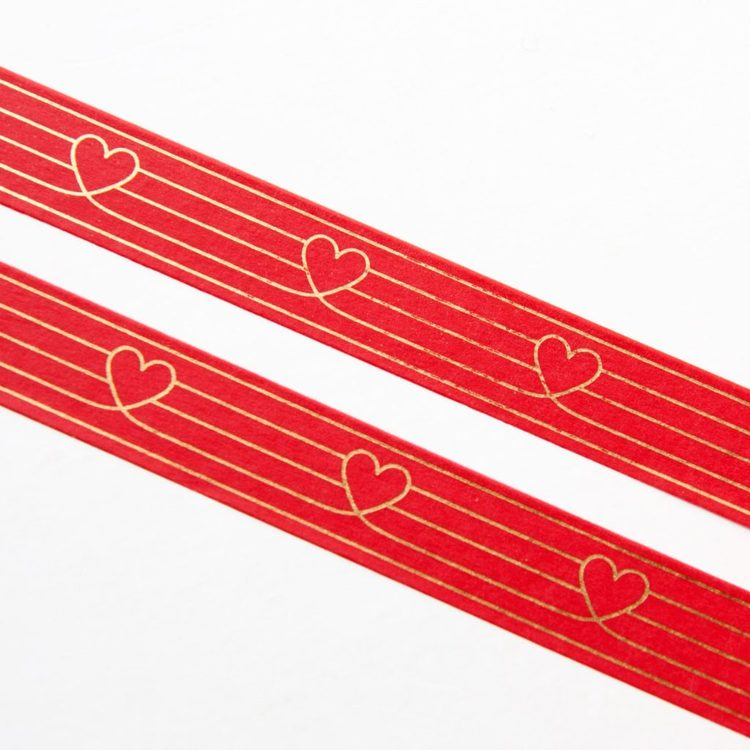 Red heart to heart -Willwa