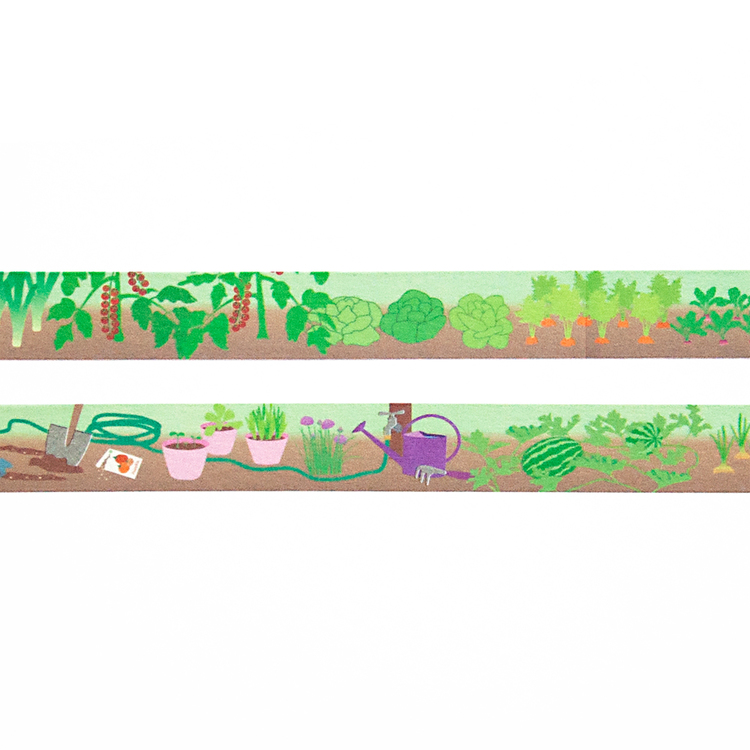 Growing garden - Willwa