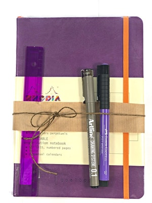 Rhodia Goalbook Startpaket