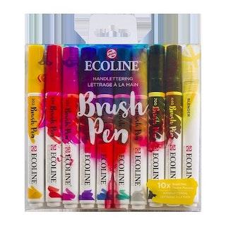 Ecoline Brush Pen Handlettering-set