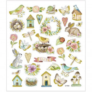 Stickers Spring