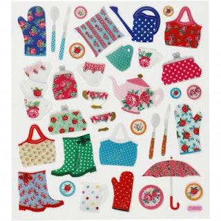 Stickers Gummistövlar