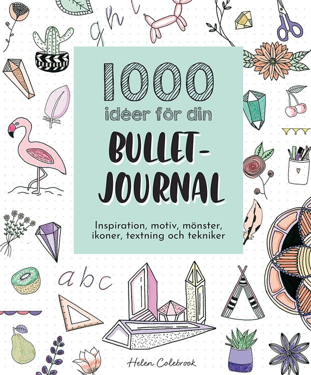 1000 ideer för din bullet journal
