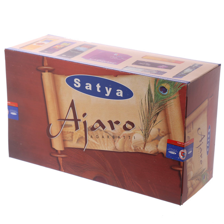 Ajaro, Rökelse 15g, Satya