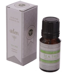 Tea Tree Eterisk Olja, Eden, 10ml