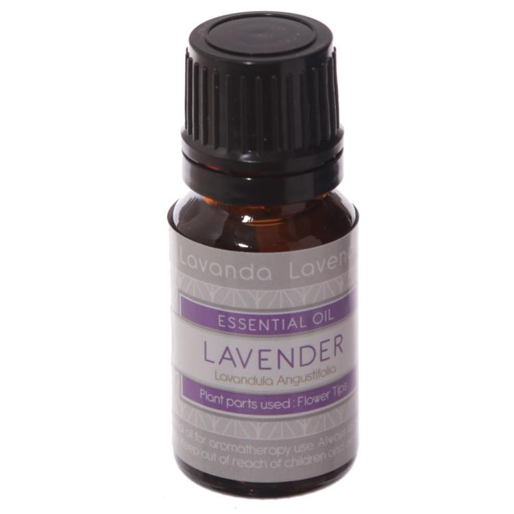 Lavendel, Lavender, Eterisk Olja, Eden, 10ml