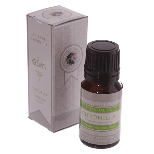 Citronella Eterisk Olja, Eden, 10ml