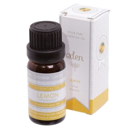 Citron, Lemon, Eterisk Olja, Eden, 10ml
