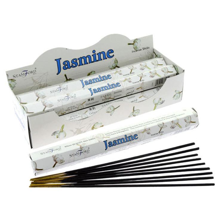 Jasmine, Jasmin, rökelse, Stamford Premium